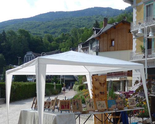 Brides Les Bains - Juillet 2018 - Atelier Eclats de Bois