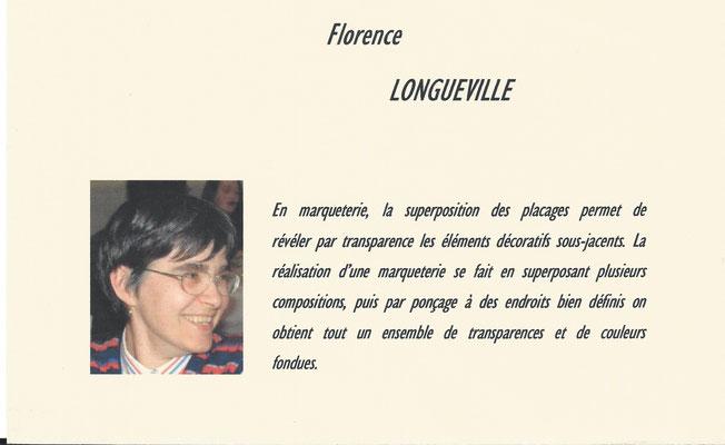"""Florence Longueville - exposition des artistes - thème """"transparence"""" - Biviers 2014"""
