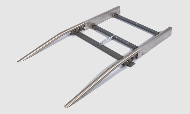 Puhlmann Cine - GF-Steel Track - Mounting ramp