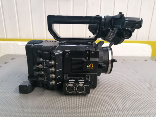 Puhlmann Cine - Sony F5 CineAlta Digital Camera Set