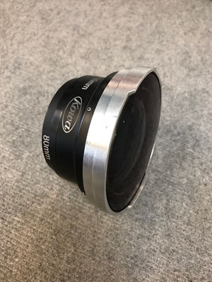 puhlmann.tv - Optical adapter for Kowa Prominar Anamorphic 40mm lens