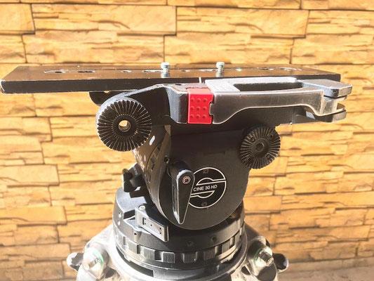 Puhlmann Cine - Sachtler Cine 30 HD Fluid Head
