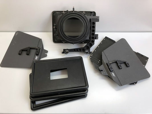 puhlmann.tv - ARRI 4x4 Studio Matte Box MB-16 for 15mm support system
