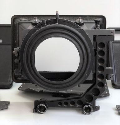 puhlmann.tv - ARRI 4x4 Studio Matte Box MB-16 for 15mm support system