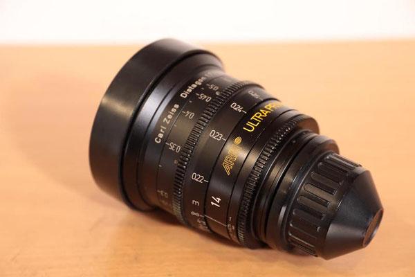 Puhlmann Cine - ARRI Ultra Prime 14mm T1.9 Cine Lens