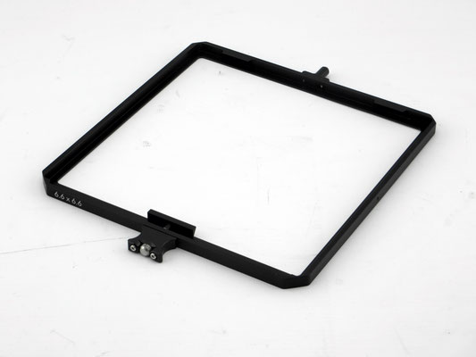 "Puhlmann Cine - ARRI F1 Filter Frame 6.6""x6.6"" for LMB-6 Matte Box"