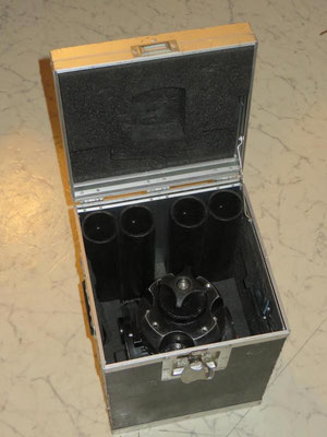 puhlmann.tv - Sachtler Fluid Head Studio 9+9