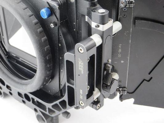 Puhlmann Cine - ARRI 4x5,65 Production Matte Box System MB-20