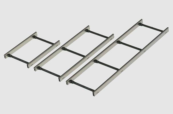 Puhlmann Cine - GF-Steel Track - Standard Längen: 90cm - 160cm - 230cm