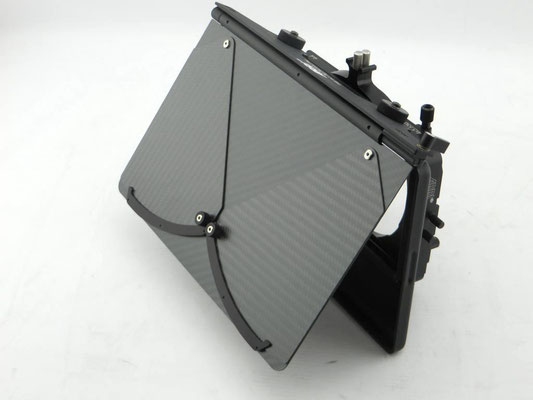 puhlmann.tv - ARRI Lightweight 2-Stage Matte Box LMB-25 for 4x5,65 filter