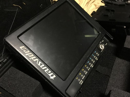 "puhlmann.tv - Transvideo 8"" HD Evolution Monitor"