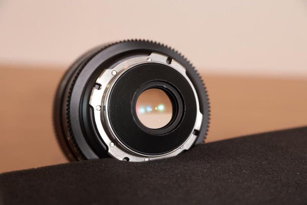 Puhlmann Cine - ARRI Ultra Prime 20mm T1.9 Cine Lens