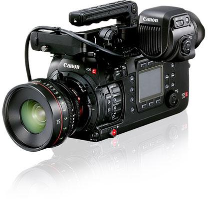 Puhlmann Cine - Canon Cinema EOS C700