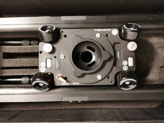 puhlmann.tv - Egripment 407 Camera Slider - Roller Package