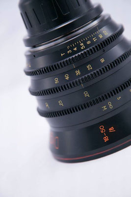 Puhlmann Cine - Digioptical 18-50mm Zoom, T3.0, PL-Mount