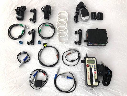 Puhlmann Cine - Scorpio Wireless Follow Focus Unit