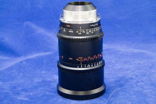 Puhlmann Cine - ARRI Zeiss Standard Prime 180mm, T2.8, PL-Mount