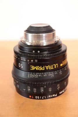 Puhlmann Cine - ARRI Ultra Prime 50mm T1.9 Cine Lens