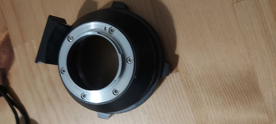 Puhlmann Cine - GL Optics Super Speed Zoom 18-35mm, T1.8