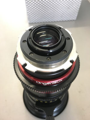 puhlmann.tv - Angenieux OPTIMO 45-120mm with 1.4x and 2.0x extenders