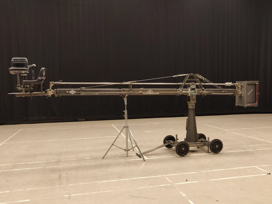 Puhlmann Cine - GRIP Factory Munich GF-6 Camera Crane 1