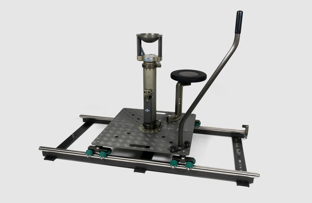 Puhlmann Cine - Grip Kit-Platform Dolly with platform
