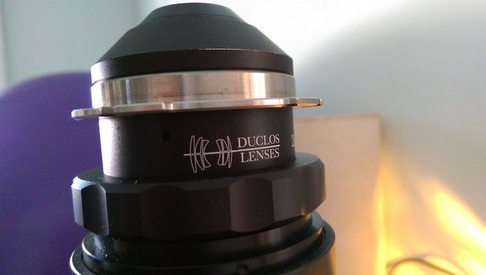 Puhlmann Cine - Angenieux 50-500mm HR 2x Anamorphic Zoom