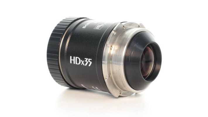 puhlmann.tv - HDx35 B4/PL Optical Adapter