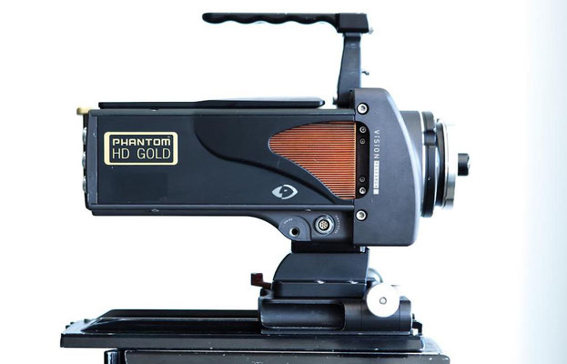 Puhlmann Cine - Phantom HD Gold Digital Highspeed Camera