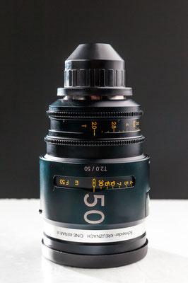 Puhlmann Cine - Puhlmann Cine - Schneider- Kreuznach Xenar III Prime Lens Set