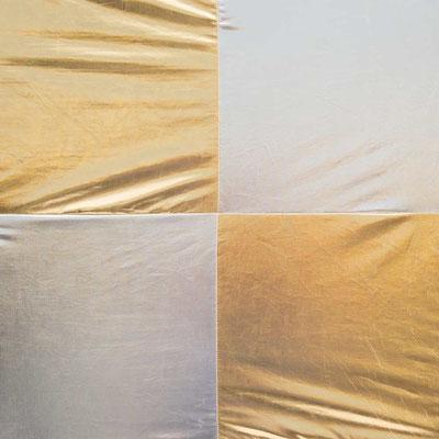 Puhlmann Cine - Checkerboard - Silver/Gold