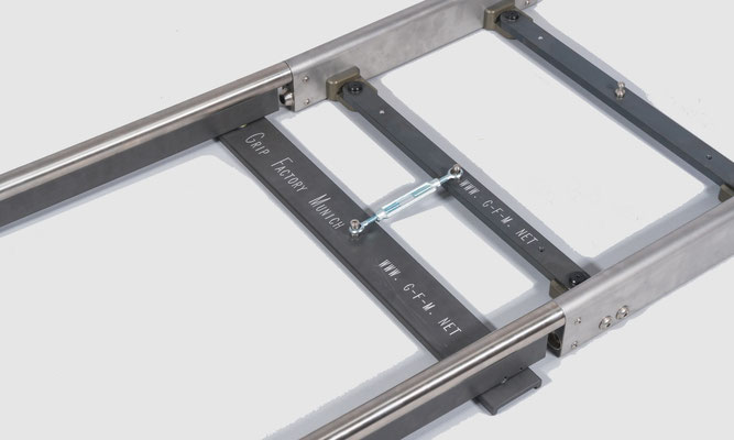 Puhlmann Cine - GF-Steel Track - Fully compatible with the GF-Track