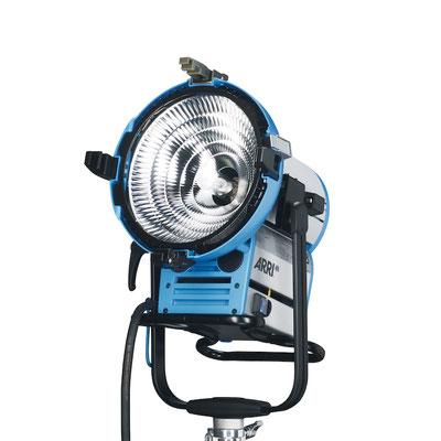 Puhlmann Cine - ARRI 1800 W open face lamp M18