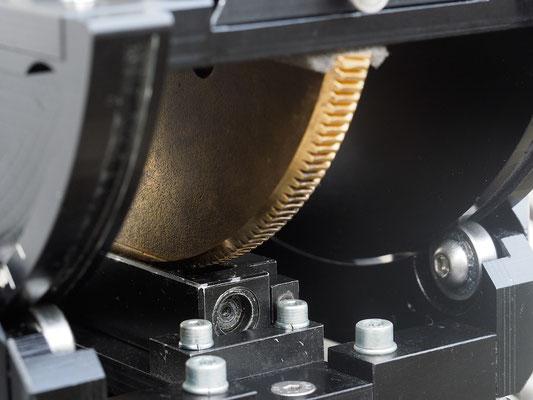 Puhlmann Cine - Space Instruments Worrall Gear Head