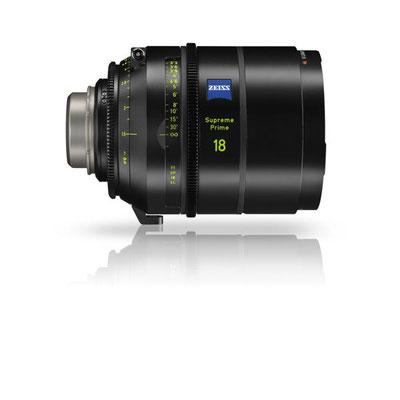 Puhlmann Cine - Zeiss Supreme 18mm, 40mm, 200mm