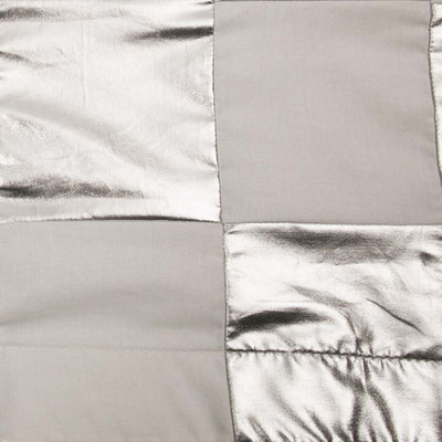 Puhlmann Cine - Checkerboard - Silver/White