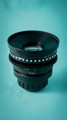 puhlmann.tv - Schneider Cine Xenon Vintage Lens Set