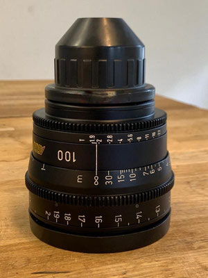 Puhlmann Cine - ARRI Ultra Prime 100mm T1.9 Cine Lens