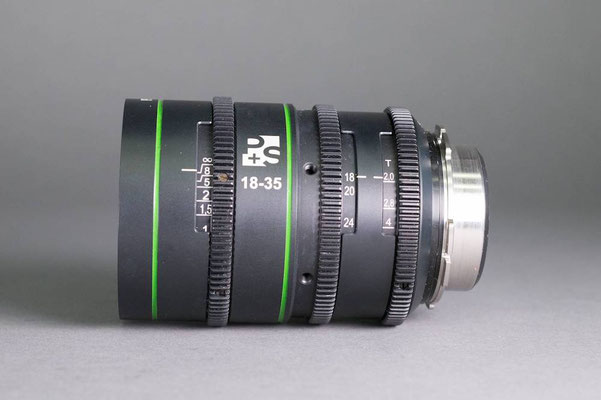 Puhlmann Cine - P+S Technik PS-Zoom 18-35mm, T2.0, PL-Mount