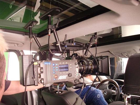 Puhlmann Cine - Black-Tek Air Rig Camera Kit