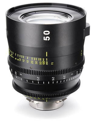 Puhlmann Cine - 18mm, 25mm, 35mm, 50mm, 85mm T1.5 Cinema Prime Lenses
