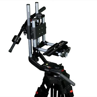 Puhlmann Cine - Cartoni Lambda 10