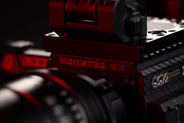 Puhlmann Cine - RED Monstro Digital Camera Set