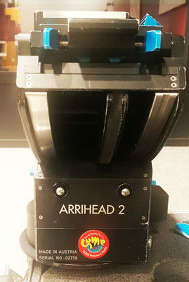 puhlmann.tv - ARRIHEAD 2 compact geared head