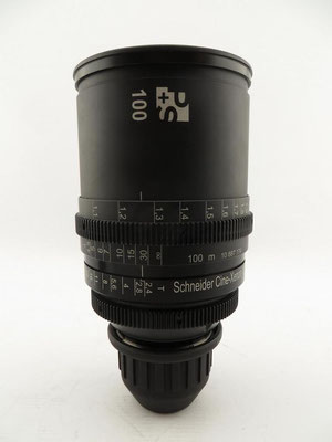 Puhlmann Cine - Schneider Xenon Lens Set rehoused by P+S Technik