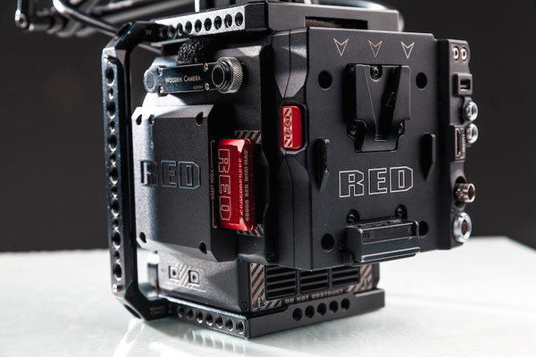 Puhlmann Cine - RED Epic-W Helium 8K Digital Camera Set