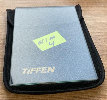 Puhlmann Cine - Tiffen Filter Glimmerglass in 4x5,65