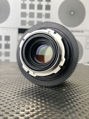 Puhlmann Cine - LOMO Spherical Cine Lens Set