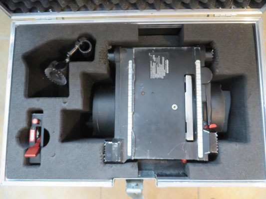 Puhlmann Cine - OConnor 2575D Fluid Head with Case