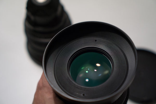 Puhlmann Cine - RED PRO ZOOMS 18-50mm and 50-150mm with Cooke i/technology